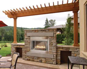Outdoor Fireplaces White Mountain Hearth Mutual