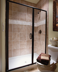 Genial Basco Shower Doors